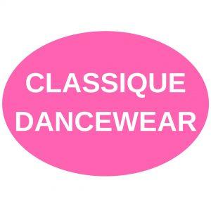 CLASSIQUE DANCEWEAR LOGO